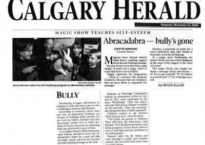 Abracadabra - Bully's gone