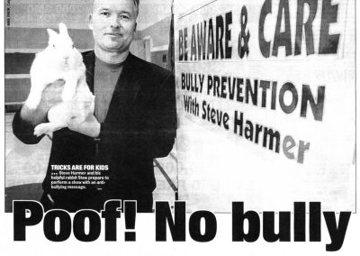 Poof! No bully
